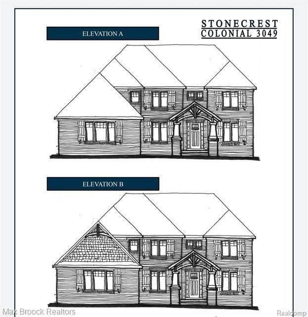 22423 Montebello Court, Novi, MI 48375 (#2200096611) :: The Alex Nugent Team | Real Estate One