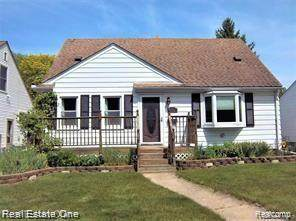 706 N Vermont Avenue, Royal Oak, MI 48067 (#2200096799) :: Duneske Real Estate Advisors