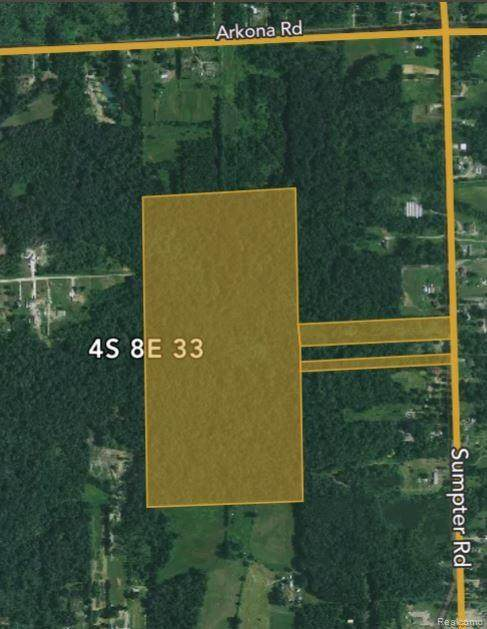 28650 Sumpter Rd Road, Sumpter Twp, MI 48111 (#2200096839) :: The Alex Nugent Team | Real Estate One