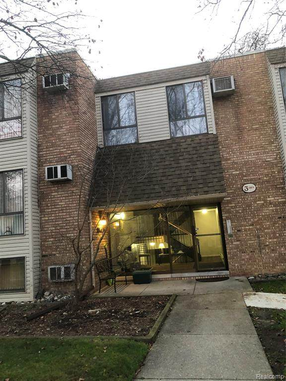 28426 W 8 MILE RD UNIT C5, Farmington Hills, MI 48336 (#2200097009) :: Keller Williams West Bloomfield