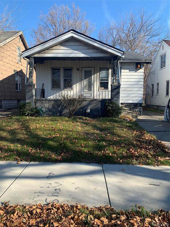 18608 Greeley, Detroit, MI 48203 (#2200097202) :: Duneske Real Estate Advisors