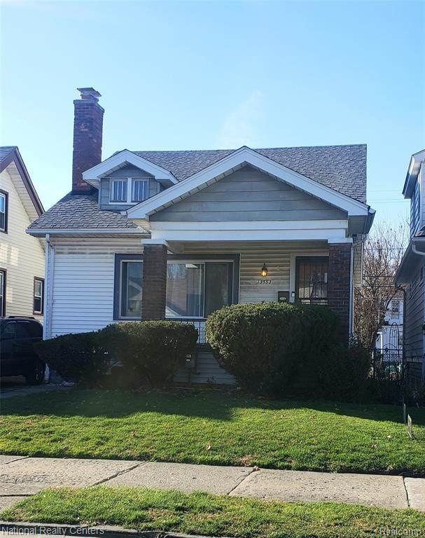 13553 Indiana Street, Detroit, MI 48238 (#2200097470) :: Duneske Real Estate Advisors