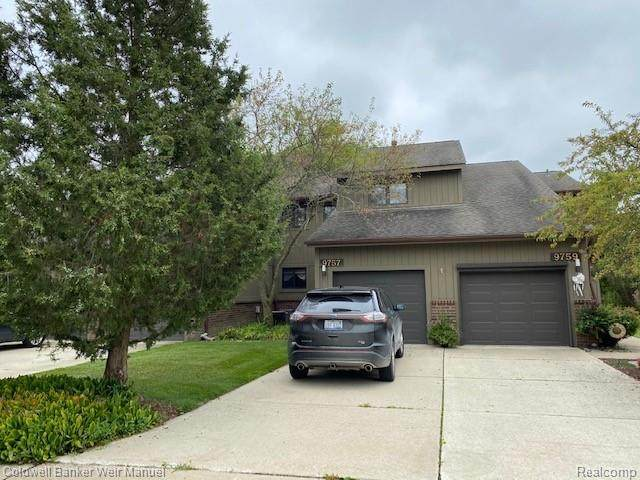 9757 Hawthorne Glen Drive, Grosse Ile Twp, MI 48138 (#2200097511) :: Keller Williams West Bloomfield
