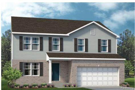 58471 Pembrooke Avenue, New Haven Vlg, MI 48048 (#2200098021) :: The Alex Nugent Team | Real Estate One