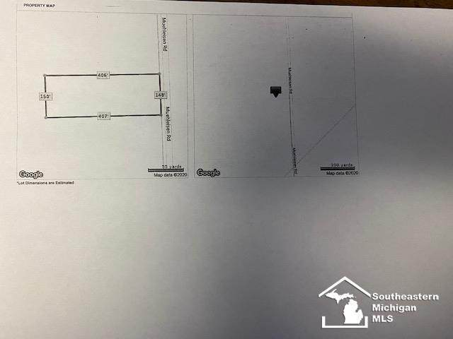 0 Muehleisen Rd, Raisinville Twp, MI 48162 (#57050030581) :: The Mulvihill Group