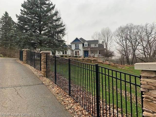 4400 Cedar Lake Road, Marion Twp, MI 48843 (#2200100594) :: GK Real Estate Team