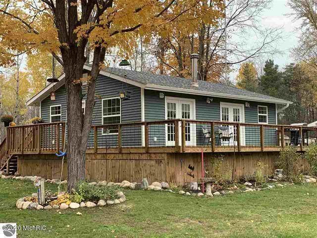 8484 50th Avenue, Sylvan Twp, MI 49631 (#72020045632) :: The Alex Nugent Team   Real Estate One