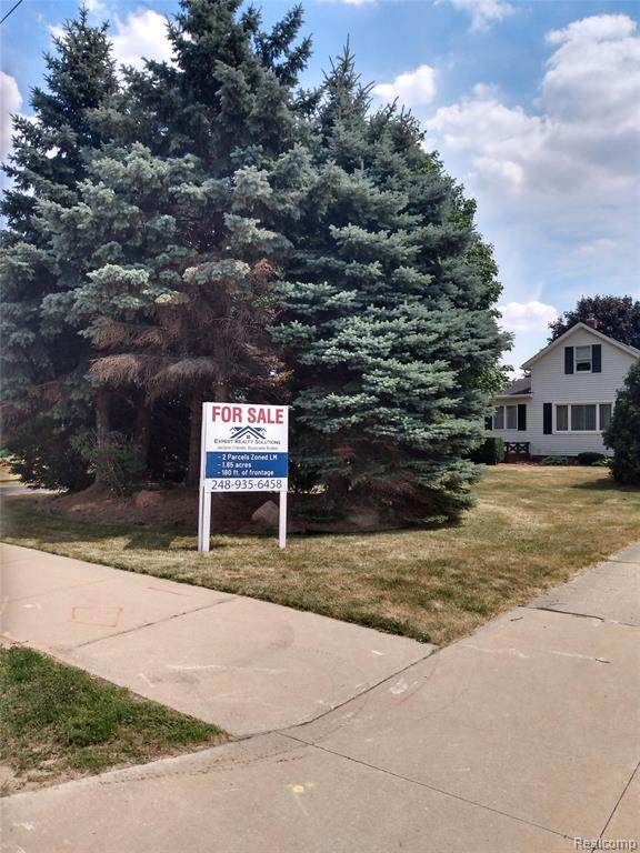 12330 23 MILE Road, Shelby Twp, MI 48315 (#2200101866) :: Robert E Smith Realty