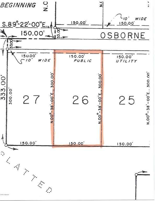 Parcel 26 Osborne Road, BARRY TWP, MI 49046 (#66020022294) :: The Alex Nugent Team | Real Estate One