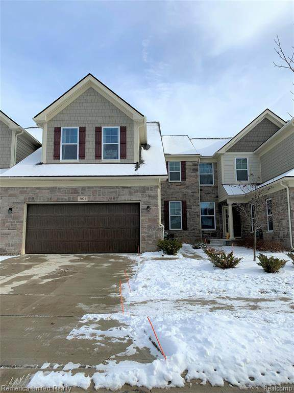3021 N Spurway Drive, Ann Arbor, MI 48105 (#2200101919) :: The Alex Nugent Team | Real Estate One