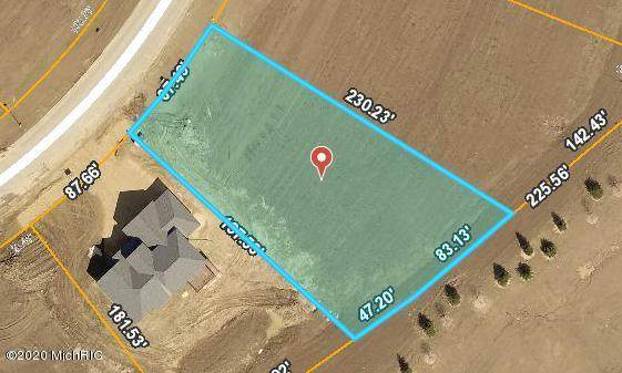 5618 Stonebridge Drive, Georgetown Twp, MI 49418 (#65020009243) :: The Alex Nugent Team | Real Estate One