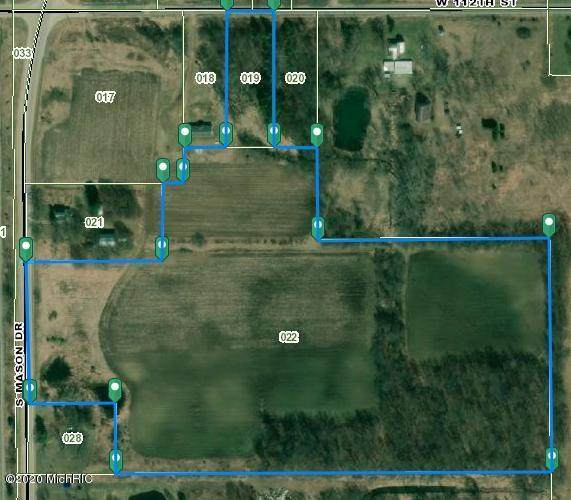 Lot 1 M 37 & 112th, Ashland Twp, MI 49327 (#65020030723) :: The BK Agency