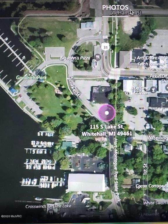 115 S Lake Street, Whitehall, MI 49461 (#65020027507) :: GK Real Estate Team