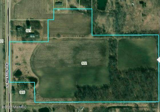 Lot 1 M 37, Ashland Twp, MI 49327 (#65020030709) :: The BK Agency
