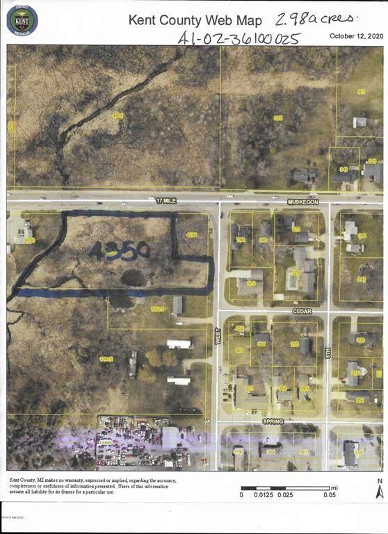 4350 17 Mile Road NE, SOLON TWP, MI 49319 (MLS #65020043664) :: The John Wentworth Group