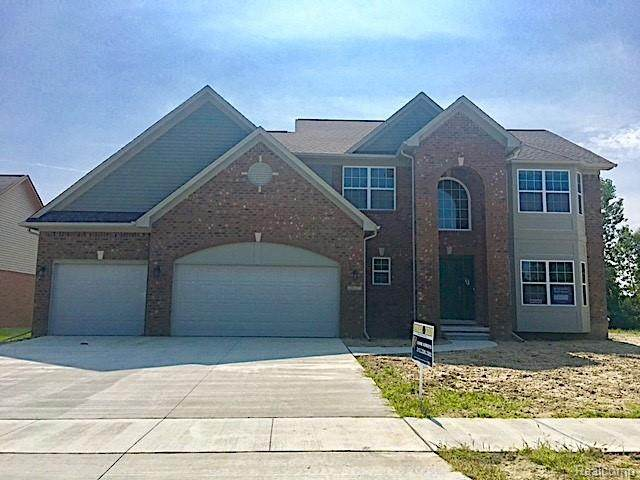 12420 Churchill Ave, Southgate, MI 48195 (#2200102325) :: National Realty Centers, Inc