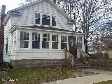 264 Merrill Avenue, Muskegon, MI 49441 (#65020050098) :: The Alex Nugent Team | Real Estate One