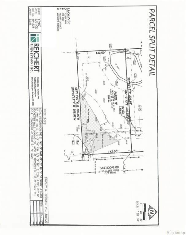 6120 Sheldon Rd, Rochester Hills, MI 48306 (#2210000011) :: The Alex Nugent Team | Real Estate One