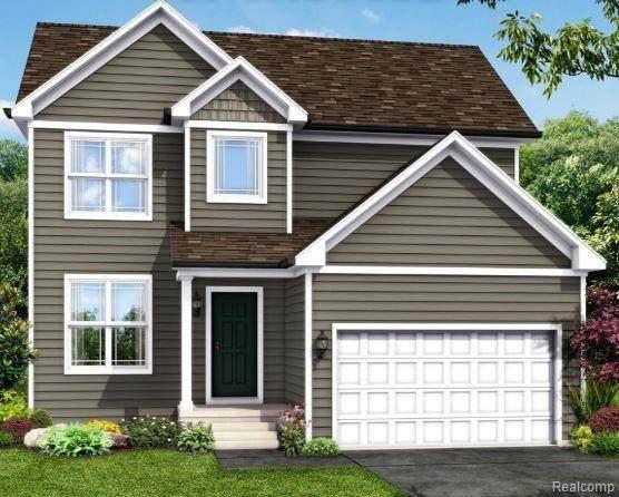 1277 Liza Boulevard, Pontiac, MI 48432 (#2210000056) :: The Alex Nugent Team | Real Estate One