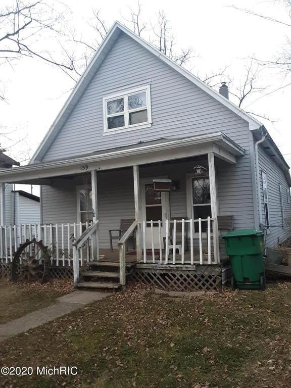 159 E Dibble Street, Marcellus Vllg, MI 49067 (#68020050844) :: Real Estate For A CAUSE