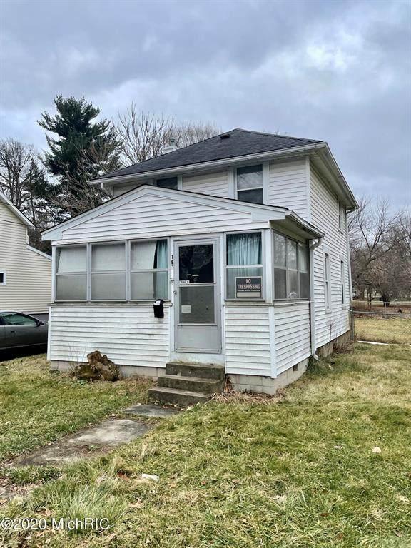 161 Hollis Street, Jackson, MI 49203 (#64020051513) :: The Alex Nugent Team   Real Estate One