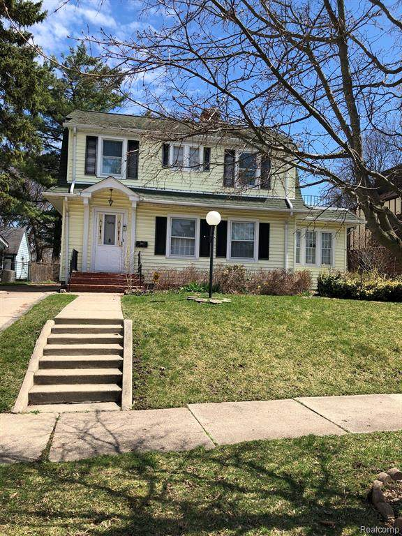 80 E Iroquois Road, Pontiac, MI 48341 (#2210000614) :: GK Real Estate Team