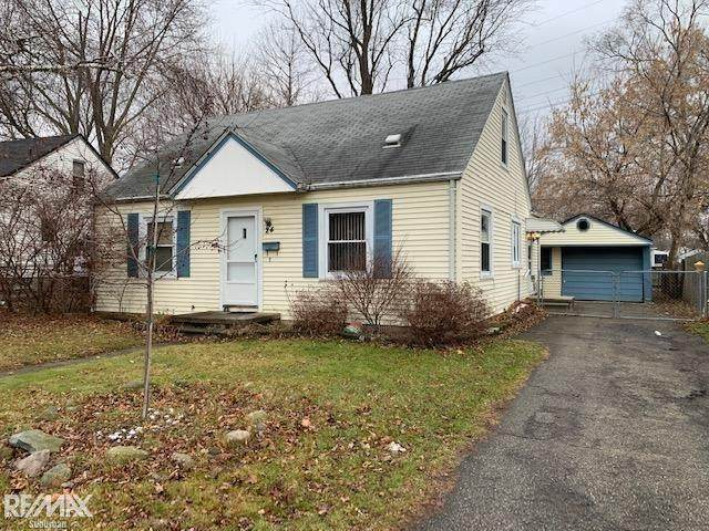 24 Canfield, Mt. Clemens, MI 48043 (MLS #58050031687) :: The Toth Team
