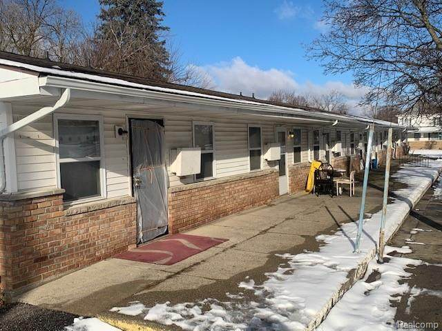 3211 N Franklin Avenue, Flint, MI 48506 (#2210001452) :: The Merrie Johnson Team