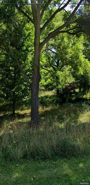 1021 Harding.  Parcel A, Rochester Hills, MI 48307 (#2210001891) :: The Alex Nugent Team | Real Estate One