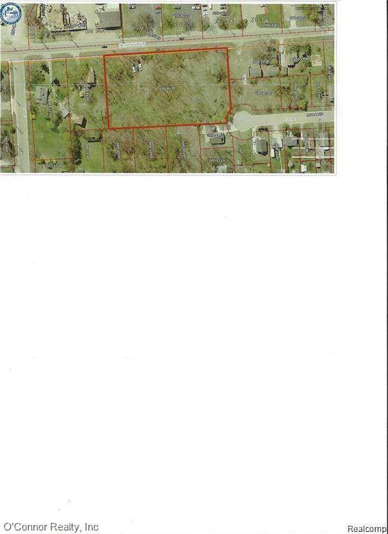 2900 Vacant Lot Ravenswood Road, Port Huron, MI 48060 (#2210002025) :: The Merrie Johnson Team