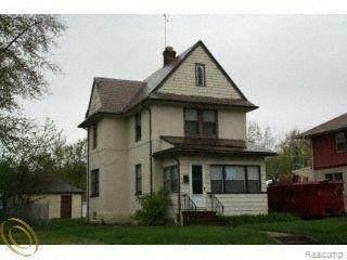 633 N Perry Street, Pontiac, MI 48342 (#2210002383) :: Robert E Smith Realty