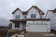 48452 Fieldstone Drive, Northville Twp, MI 48168 (#2210002664) :: The Alex Nugent Team | Real Estate One