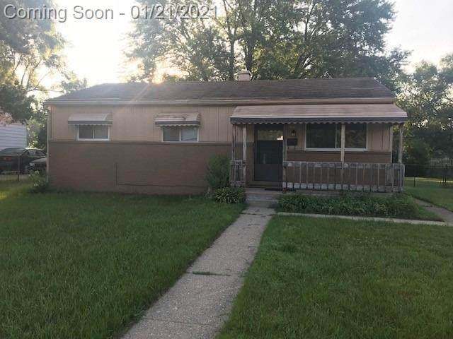 2761 Woodruff, Ypsilanti, MI 48198 (#543278350) :: The Alex Nugent Team | Real Estate One