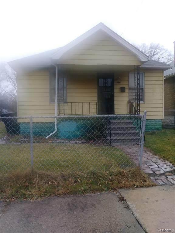 13945 Goddard, Detroit, MI 48212 (#2210003303) :: The Alex Nugent Team | Real Estate One