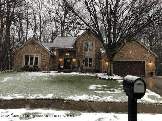 1290 Shortwood Circle, Meridian Charter Twp, MI 48864 (MLS #630000252535) :: The John Wentworth Group