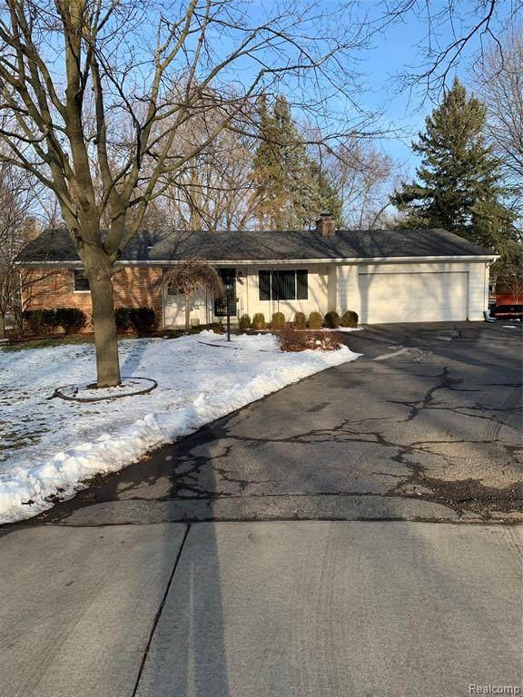347 Cherryland Street, Auburn Hills, MI 48326 (#2210003515) :: The Alex Nugent Team | Real Estate One