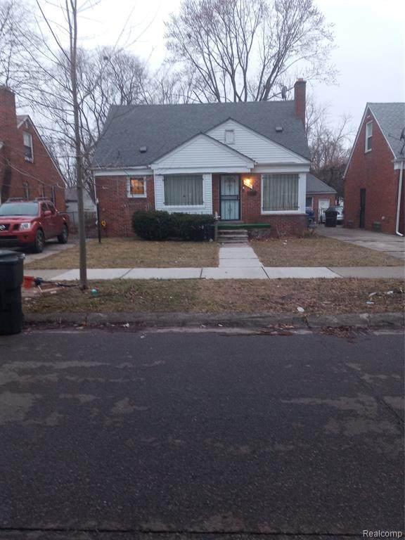 18411 Stahelin Avenue, Detroit, MI 48219 (#2210003607) :: BestMichiganHouses.com