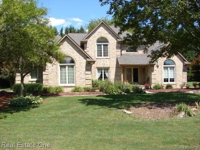 22296 Worcester Drive, Novi, MI 48374 (#2210003730) :: Duneske Real Estate Advisors