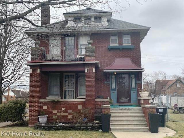 4203 Clements Street, Detroit, MI 48238 (#2210003891) :: Alan Brown Group
