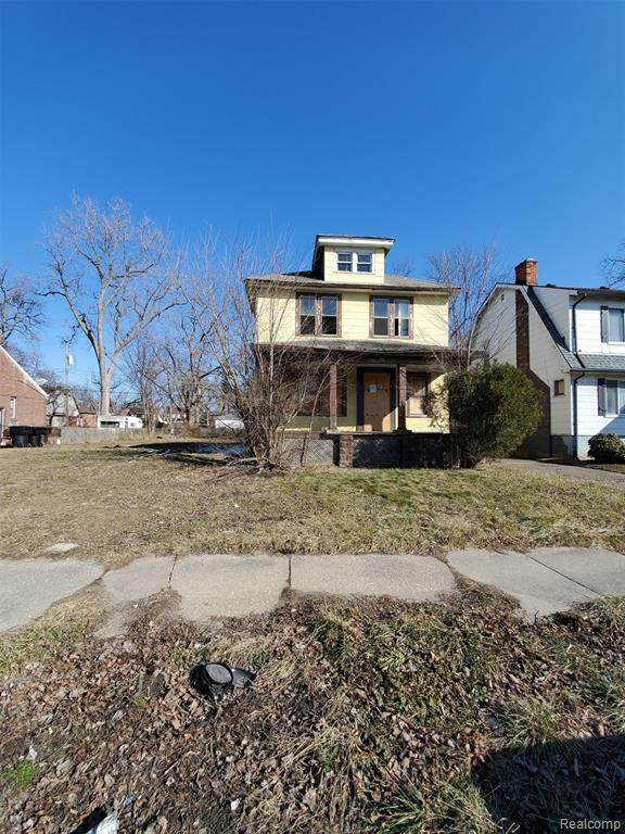 14238 Hubbell Street, Detroit, MI 48227 (#2210004117) :: The Merrie Johnson Team