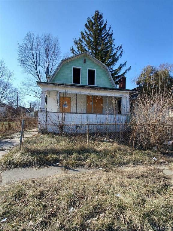 14415 Hubbell Street, Detroit, MI 48227 (#2210004134) :: The Merrie Johnson Team