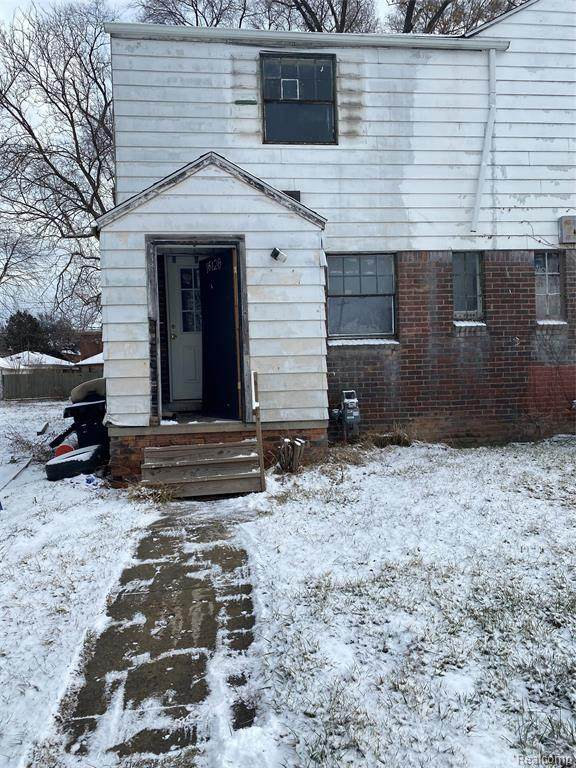 16128 Dexter Avenue, Detroit, MI 48221 (#2210004414) :: Alan Brown Group