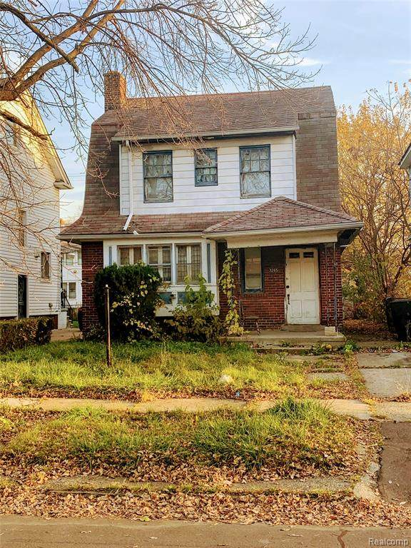 3265 Gladstone Street, Detroit, MI 48206 (#2210004443) :: Alan Brown Group