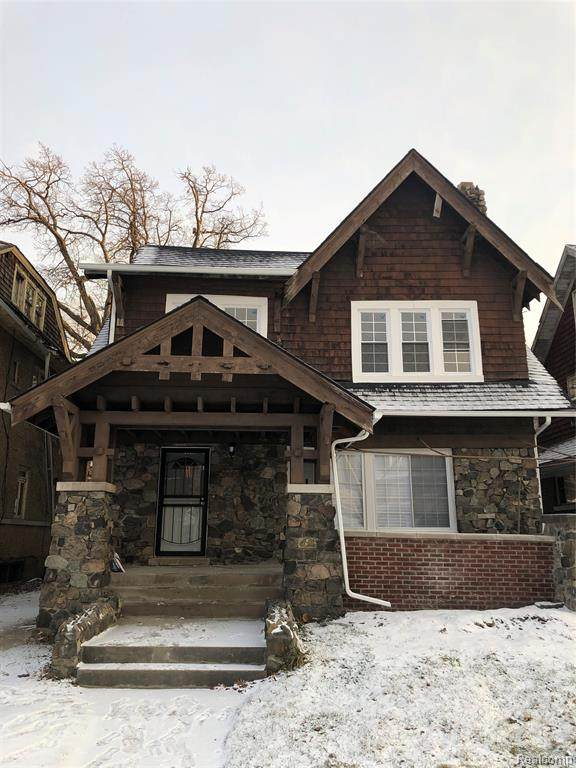 2261 Glynn Court, Detroit, MI 48206 (#2210004483) :: Alan Brown Group