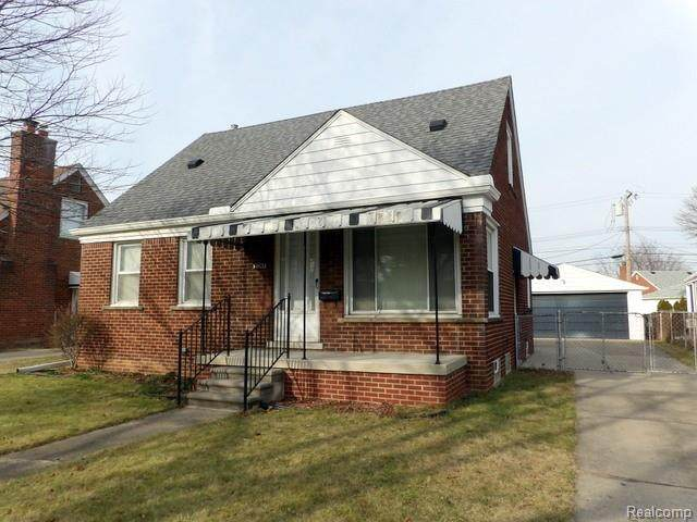 15244 Prospect Street, Dearborn, MI 48126 (MLS #2210004747) :: The John Wentworth Group