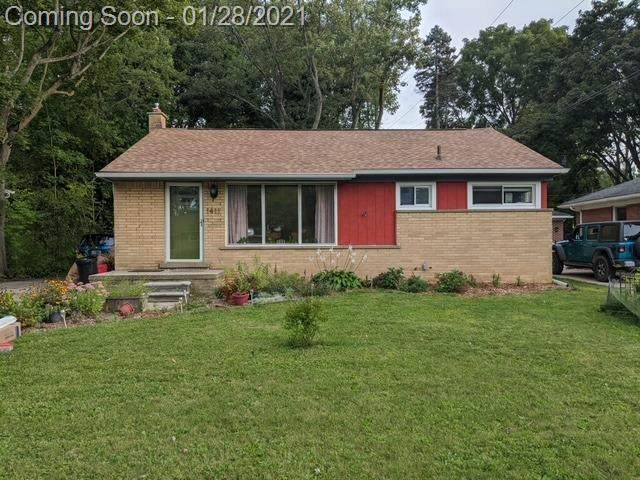 1411 Collegewood Drive, Ypsilanti, MI 48197 (#543278438) :: Robert E Smith Realty