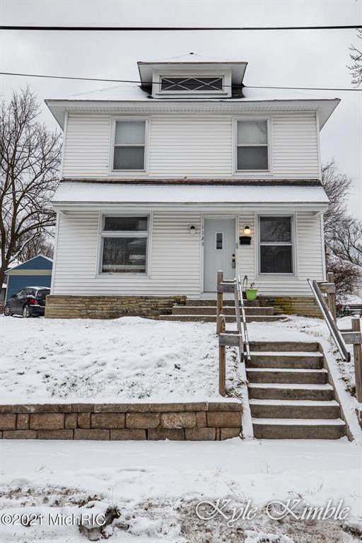 1125 Bates Street SE, Grand Rapids, MI 49506 (#65021002159) :: Keller Williams West Bloomfield