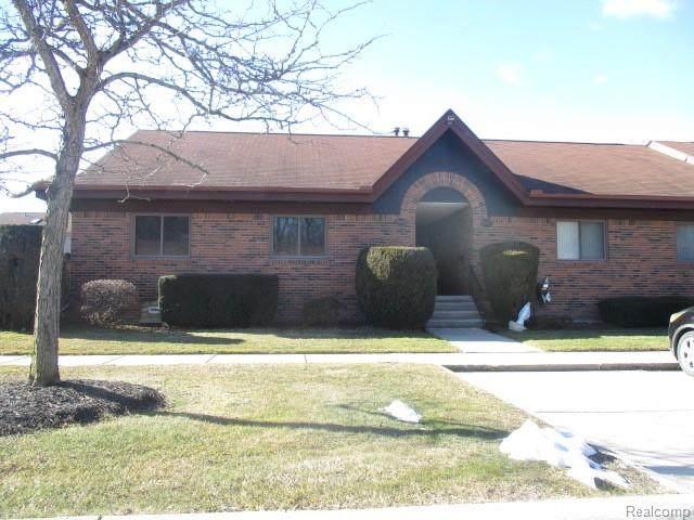 38665 Harrison Creek Court, Harrison Twp, MI 48045 (MLS #2210005025) :: The John Wentworth Group