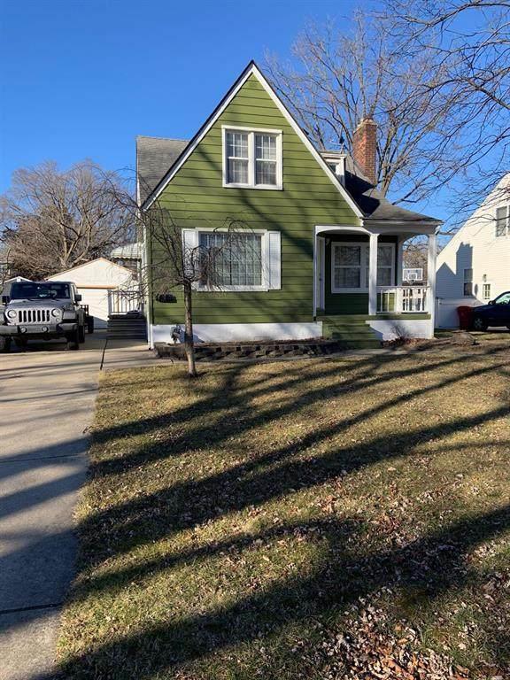 29054 Walnut Street, Flat Rock, MI 48134 (#543278458) :: GK Real Estate Team