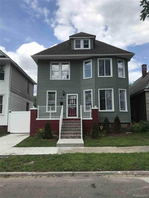 3454 Seyburn Street, Detroit, MI 48214 (#2210005182) :: GK Real Estate Team